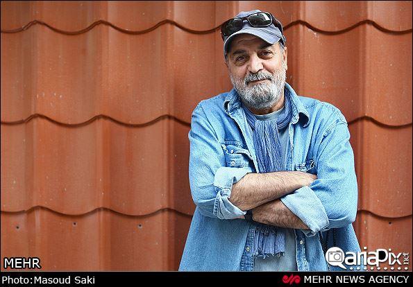 عکسهای سیروس مقدم کارگردان تلویزیون