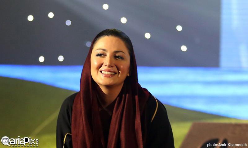 عکس / شیلا خداد بازیگر زن در کنسرت بنیامین بهادری