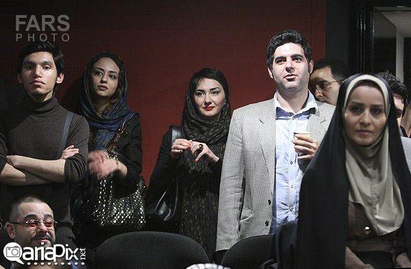عکسهای اکران فیلم خط ویژه با حضور بازیگران برای جمع آوری کمک به جوان اعدامی