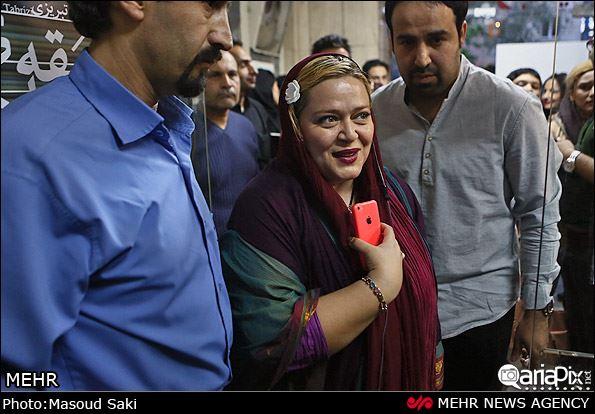 عکس   اکران فیلم طبقه حساس برای دو اعدامی