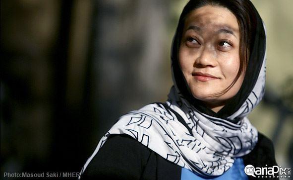 عکسهای منگ هان ژانگ بازیگر چینی ایرانی