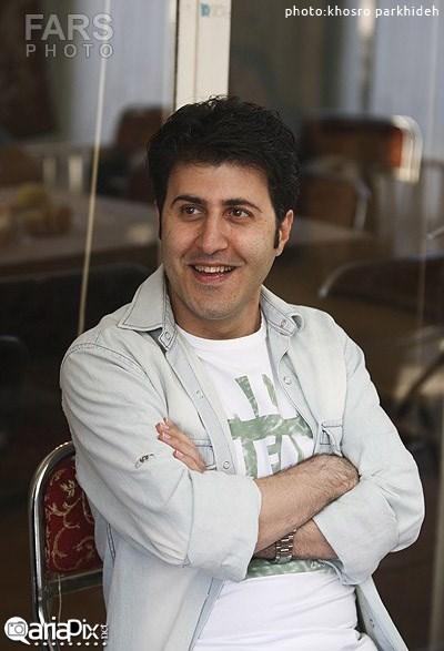 هومن حاج عبداللهی,عکس هومن حاج عبداللهی مجری و بازیگر