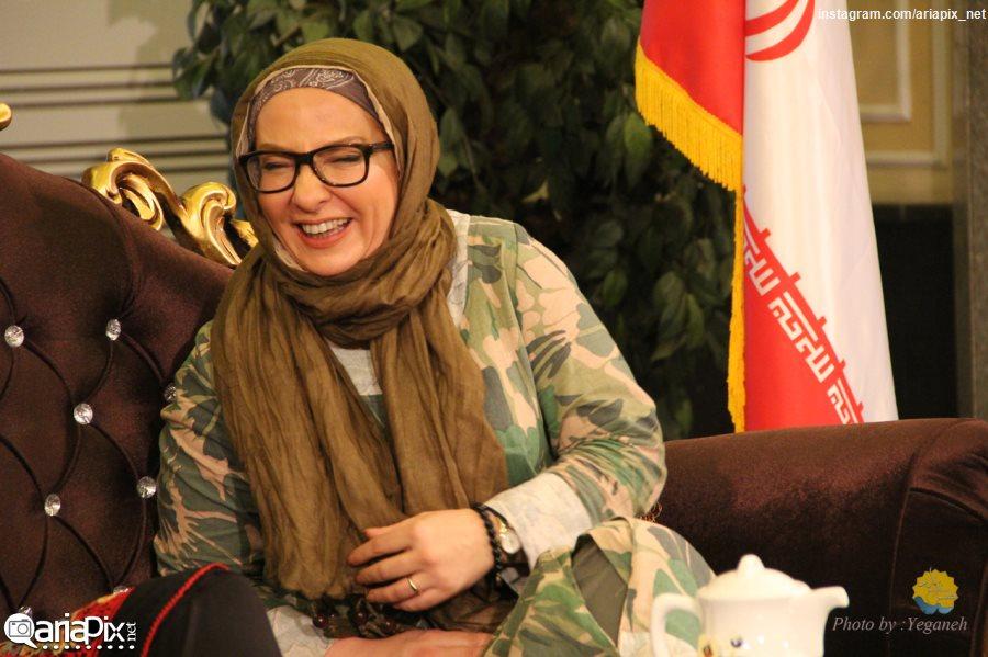 عکس جدید نسرین مقانلو و لاله صبوری بازیگران ایرانی