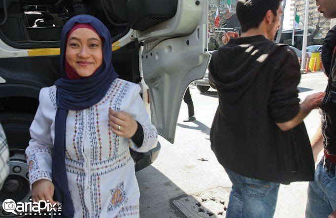 عکسهای پشت صحنه سریال پایتخت 3