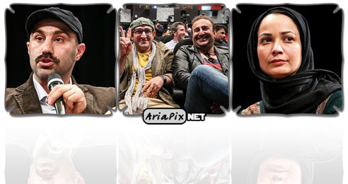 عکس های مراسم تجلیل و تقدیر از بازیگران و عوامل مجموعه پایتخت 3