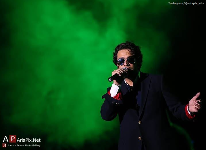 کنسرت بنیامین بهادری در جشنواره موسیقی فجر 93