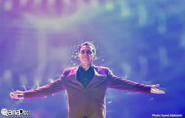 کنسرت فریدون آسرایی دی ماه 93