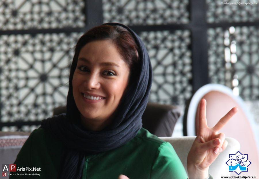عکسهای جدید بهاره افشاری و مانی نوری در برنامه صبح خلیج فارس
