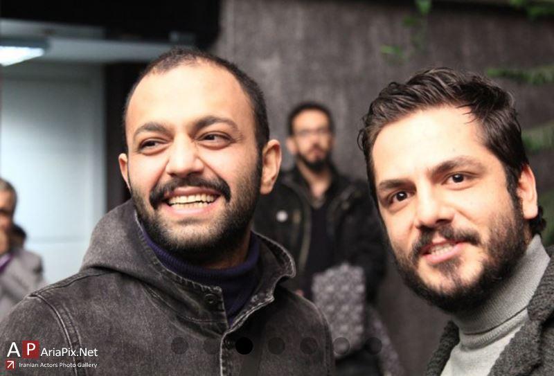 مراسم اکران خصوصی فیلم ارسال آگهی تسلیت با حضور بازیگران