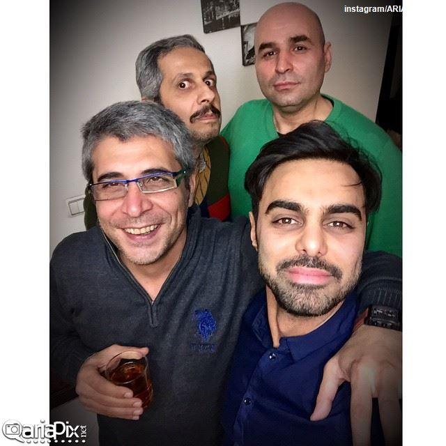 عکس بازیگران بهمن 93, بازیگران بهمن 93