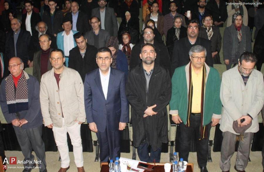 اختتامیه دوازدهمین جشنواره فیلم فجر مشهد بهمن 93