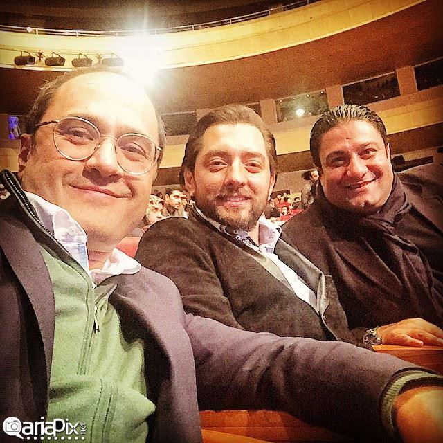 عکسهای مراسم افتتاحیه سی و سومین جشنواره فیلم فجر 93
