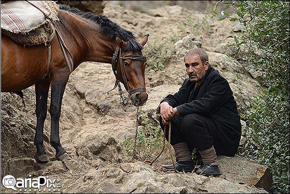 سریال گذر از رنجها, بازیگران گذر از رنجها