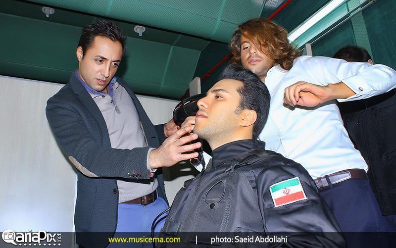 عکسهای کنسرت احسان حق شناس دی 93