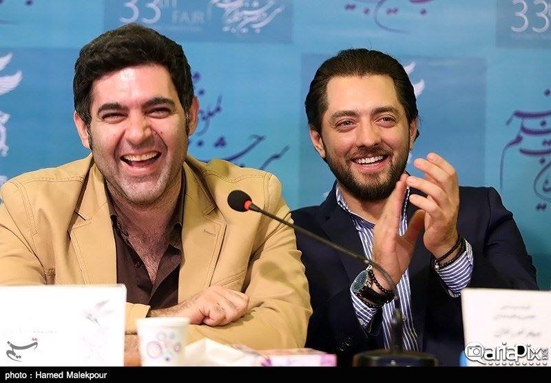 نشست خبری فیلم عصر یخبندان در جشنواره فجر 33