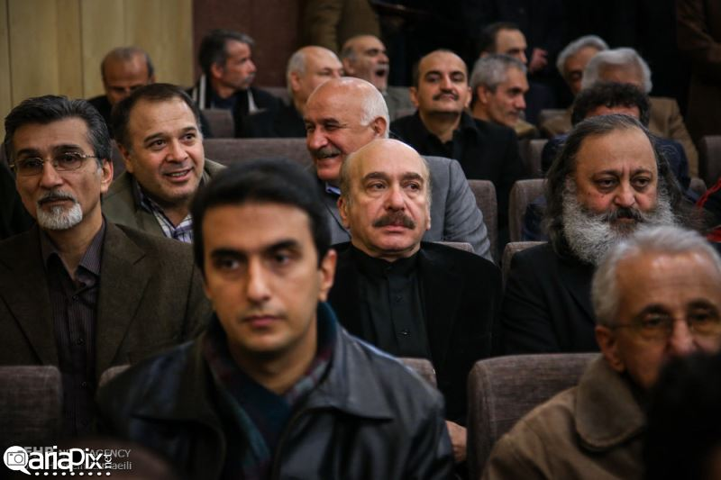 مراسم ختم مرتضی احمدی