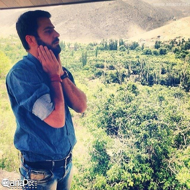 علی ضیا, عکسهای جدید علی ضیا مجری