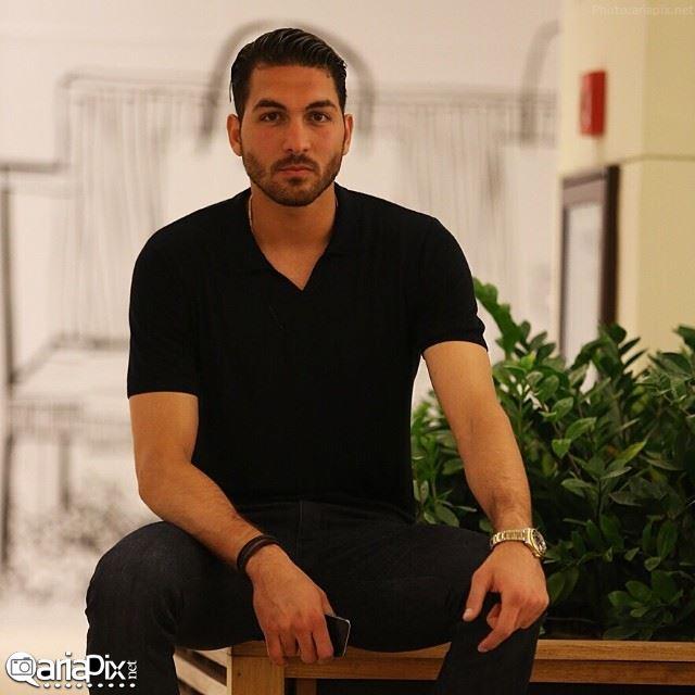 عکسهای علیرضا حقیقی دروازه بان تیم ملی ایران