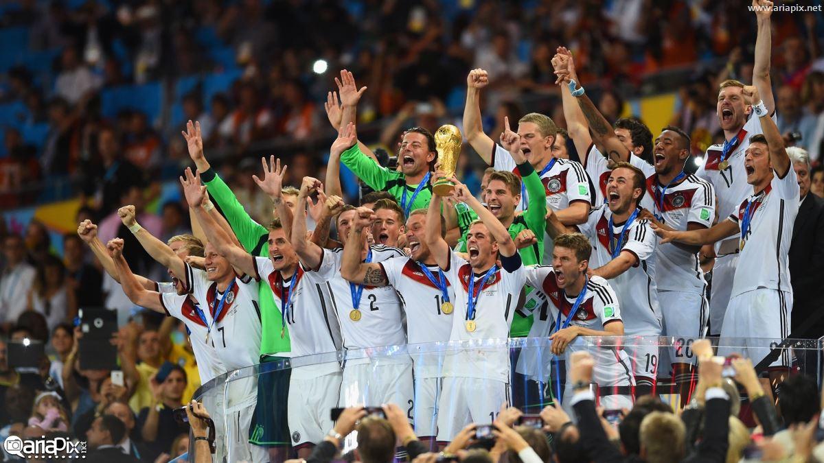 اختتامیه جام جهانی 2014, مراسم فینال جام جهانی 2014 با قهرمانی آلمان