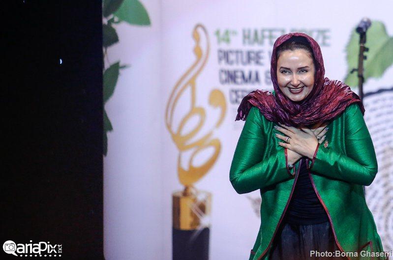 عکسهای جشن حافظ با حضور بازیگران و هنرمندان