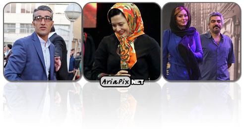 عکسهای چهاردهمین جشن سینمایی حافظ