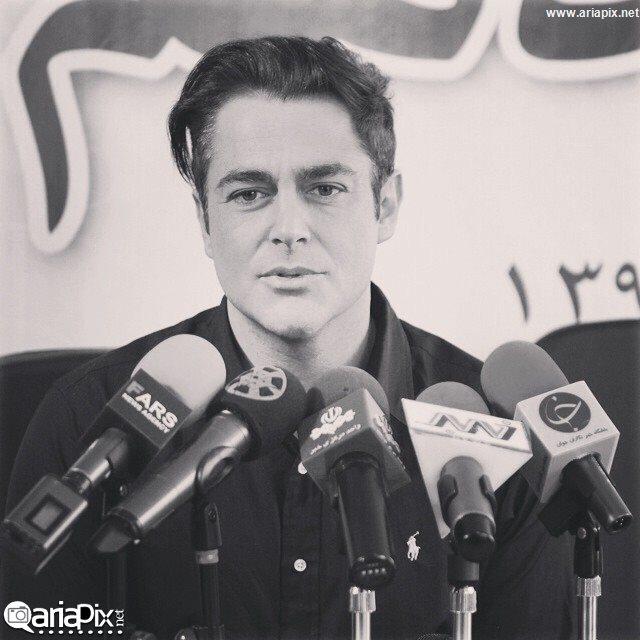 جدیدترین عکسهای «محمدرضا گلزار» بازیگر ایرانی