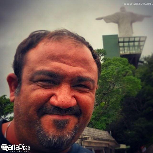 عکس بازیگران در برزیل