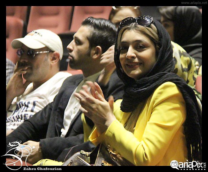 عکسهای مراسم اکران فیلم یک آن اشتباه ساخته امیرمحمد زند