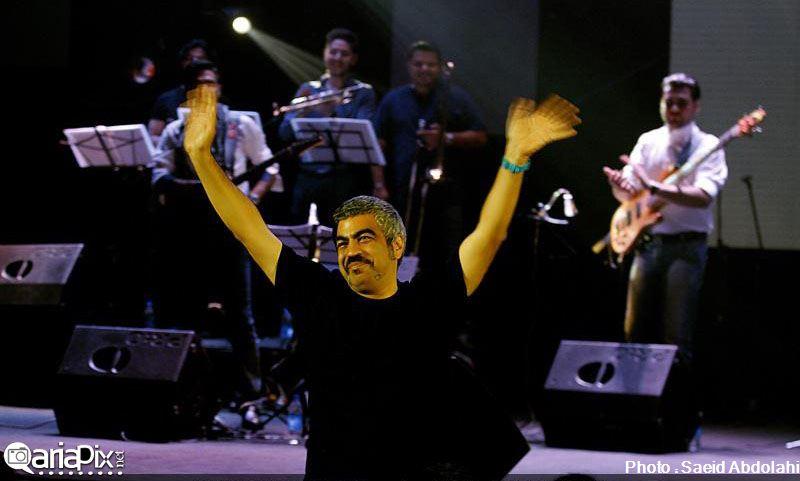 کنسرت محمدرضا هدایتی