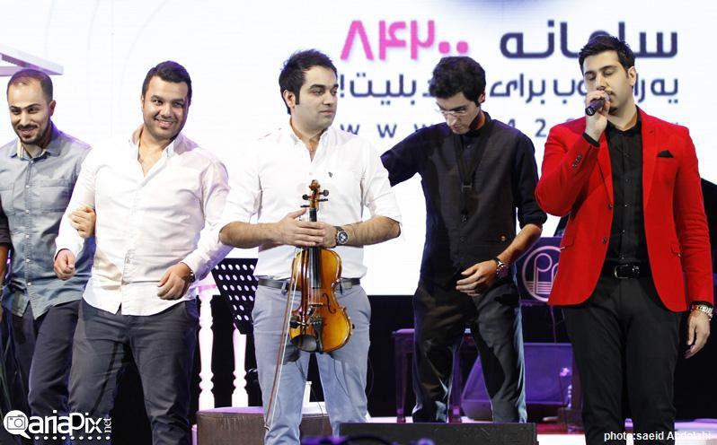 کنسرت احسان خواجه امیری اردیبهشت 93 تهران