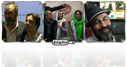 اکران فیلم زندگی مشترک اقای محمودی و بانو