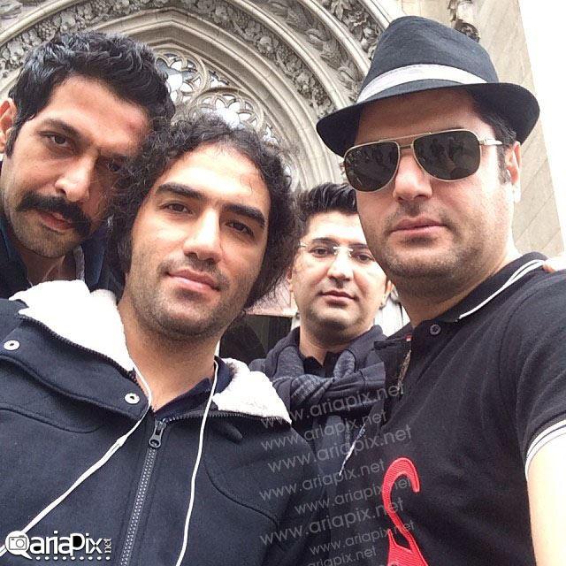 سام درخشانی,رضا یزدانی و کامران تقتی / برزیل / جام جهانی 2014