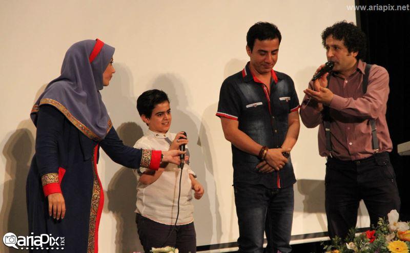 مهمانی خیریه کودکان بی سرپرست با حضور هنرمندان و ورزشکاران