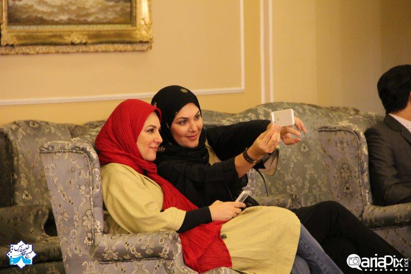 عکس خواهران لاله و ستاره اسکندری بازیگران زن
