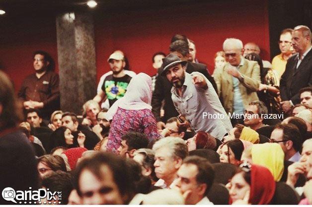 عکسهای هشتمین جشن انجمن منتقدان و نویسندگان سینما