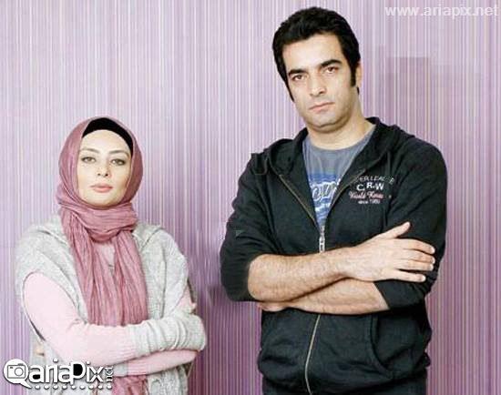 یکتا ناصر ,یکتا ناصر و همسرش