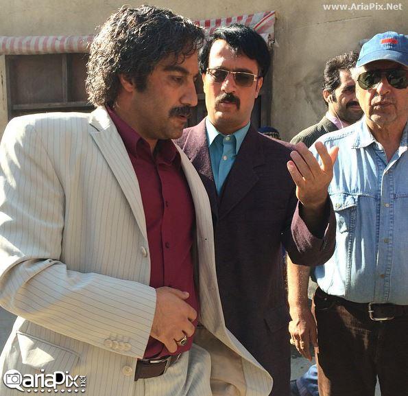 فیلم ایران برگر, پشت صحنه ایران برگر