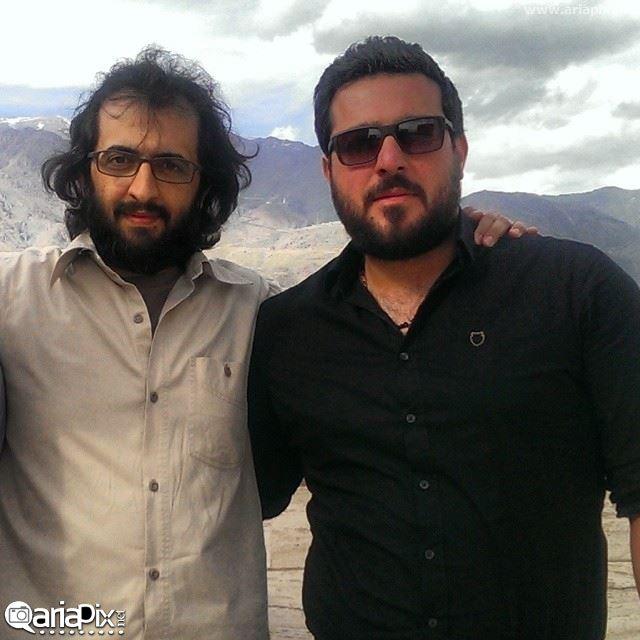 محسن کیایی و بهروز شعیبی