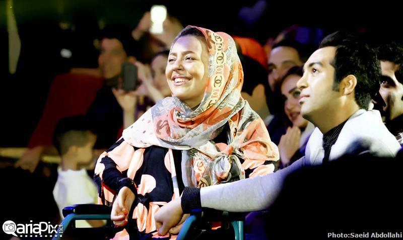دانلود کلیپ سولماز و احسان در کنسرت محمد علیزاده