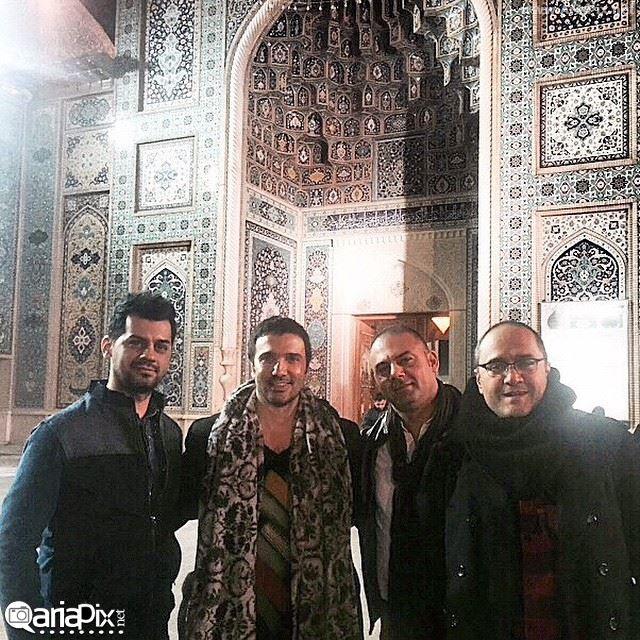 پنجمین سالگرد خوشا شیراز با حضور علی ضیا رامبد جوان شهاب رمضان محمدرضا فروتن