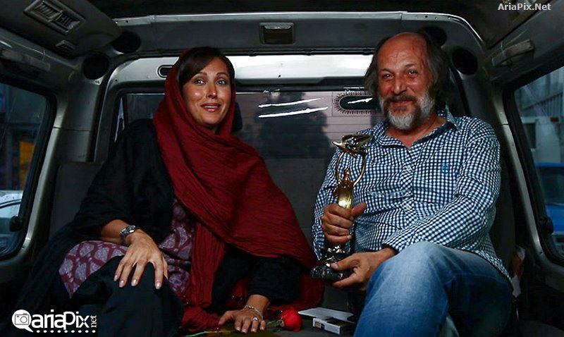 اهدای تندیس شانزدهمین جشن سینمای ایران 93