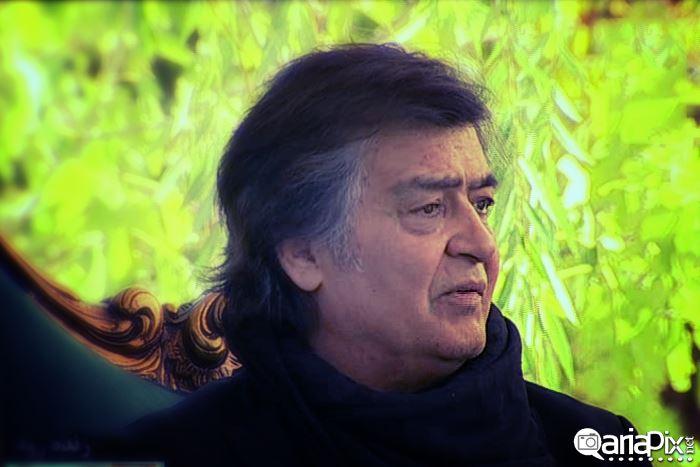 حدیثه تهرانی, حدیثه تهرانی در زنده رود, رضا رویگری