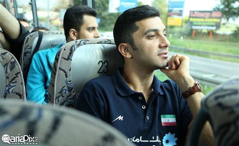 والیبالیستهای ایرانی