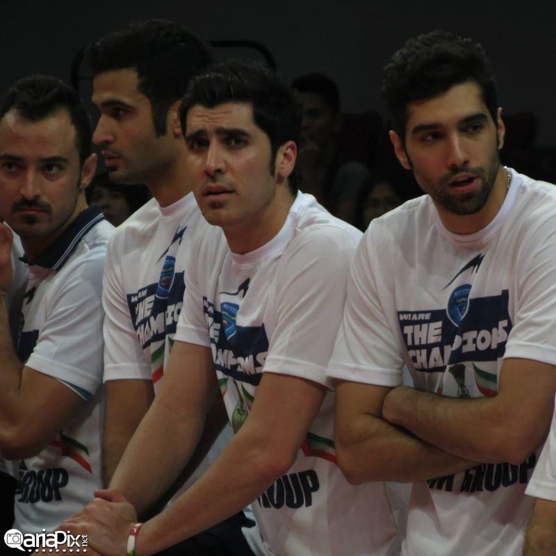 عکسهای تیم ملی والیبال, والیبالیستهای ایرانی