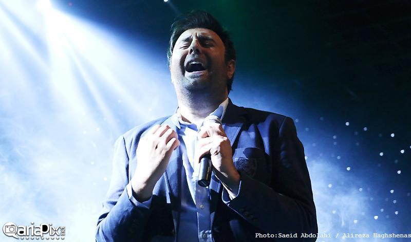 کنسرت محمد علیزاده, کنسرت 94 محمد علیزاده
