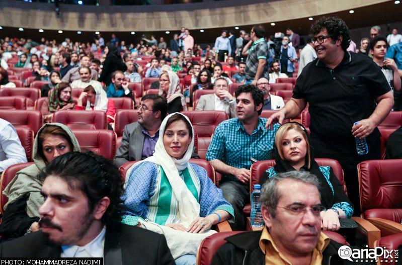 مراسم اختتامیه جشنواره فیلم شهر