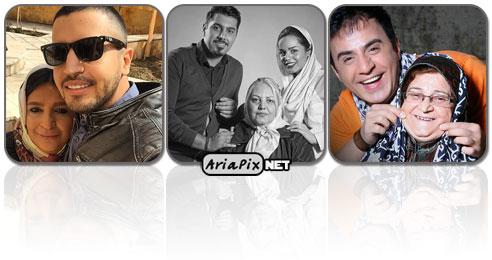 بازیگران و مادرانشان, هنرمندان و مادرانشان, بازیگران و مادرانشان 94