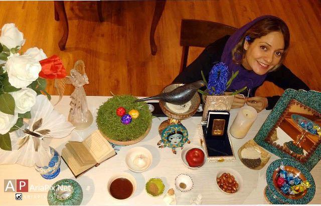 عکسهای جدید مهناز افشار ویژه سال ۹۴