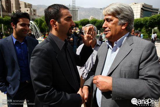 مراسم ختم و یادبود مرحوم مهران دوستی