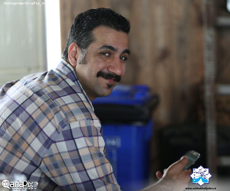 محمد نادری و سروش صحت